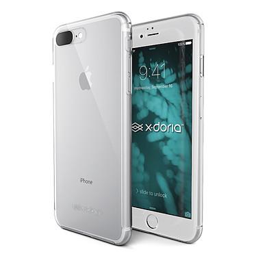 X-Doria 360° vidrio Apple iPhone 7 Plus protección de la defensa de la cubierta Funda protectora integrada + cristal templado para Apple iPhone 7 Plus
