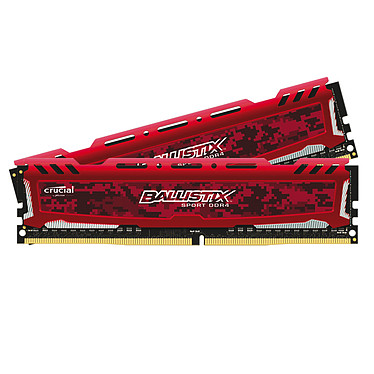 Single Rank Ballistix