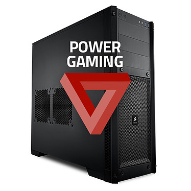PC HardWare.fr Power Gaming Plus - Windows 10 Famille 64 bits (monté) Core i5-6600K, GeForce GTX 1070 8 Go, 16 Go de DDR4, SSD 275 Go + HDD 2 To (monté avec Windows 10 Famille installé)