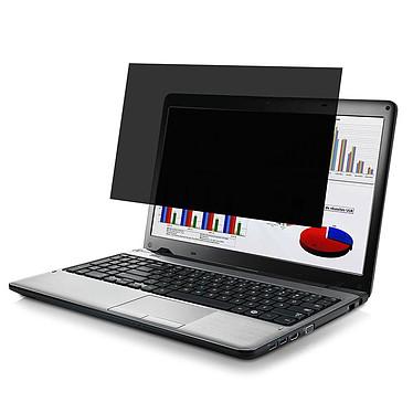 """PORT Connect Privacy Filter 15"""" 16/9 Filtro de privacidad para pantalla panorámica de ordenador portátil de 15"""" y 16:9"""