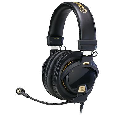 Audio-Technica ATH-PG1 Casque-micro circum-auriculaire fermé pour gamer (PC/PS4/iOS)