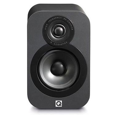Acheter Marantz Melody Stream M-CR611 Blanc + Q Acoustics 3010 Graphite