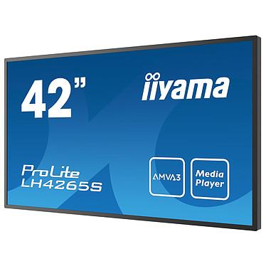 """Avis iiyama 42"""" LED - Prolite LH4265S-B1"""