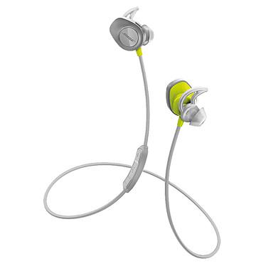 Bose SoundSport inalámbrico Amarillo limón Auriculares deportivos intraurales inalámbricos Bluetooth y NFC con mando