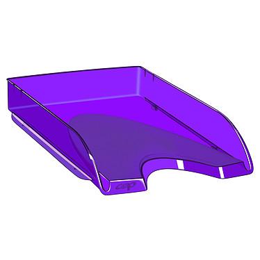 Avis CEP Lot de 10 corbeilles à courrier Happy Ultra violet