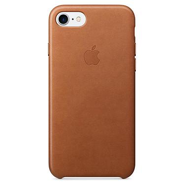 Acheter Apple Coque en cuir Havane Apple iPhone 7