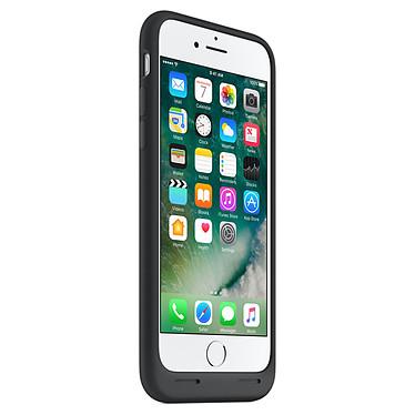 Apple Smart Battery Case Noir Apple iPhone 7 pas cher