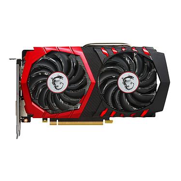 Acheter MSI GeForce GTX 1050 Ti GAMING X 4G