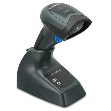 Datalogic Quickscan QBT2101 Noir Scanner manuel Bluetooth pour codes 1D avec câble USB