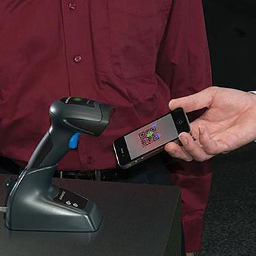 Acheter Datalogic QuickScan QBT2430 + support + câble USB Noir