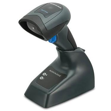 Datalogic QuickScan QBT2430 + support + câble USB Noir Scanner manuel Bluetooth pour codes 2D avec support et câble USB