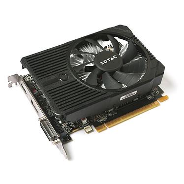 Avis ZOTAC GeForce GTX 1050 Ti Mini 4G