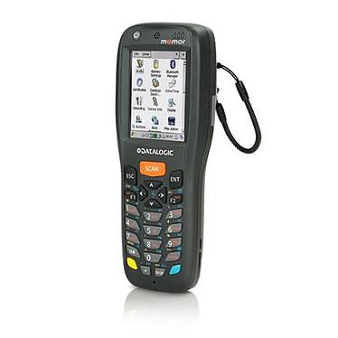 Datalogic Memor X3 (128 Mo de RAM / 512 Flash) Scanner manuel pour codes 2D avec support et câble USB