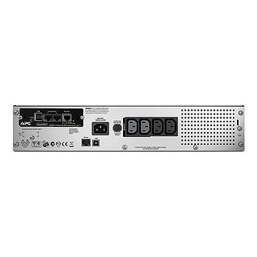 Acheter APC Smart-UPS Rack-Mount 750VA LCD 230V