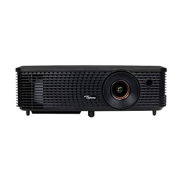 Optoma DH1020 Vidéoprojecteur DLP Full HD 1080p - Full 3D - 3400 Lumens - HDMI - Haut-parleur 2W