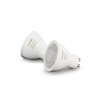 Philips Hue White Ambiance GU10 Dual Pack