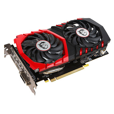 Avis MSI GeForce GTX 1050 GAMING X 2G