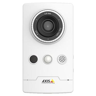 AXIS Companion Cube L Caméra réseau cube fixe 2 mp PoE intérieur & jour/nuit