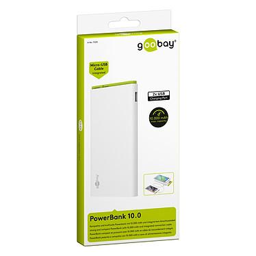 Goobay PowerBank 10.0 pas cher