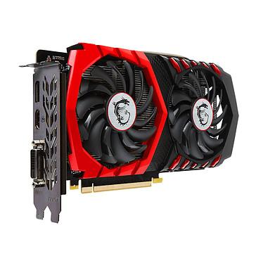 Avis MSI GeForce GTX 1050 Ti GAMING 4G
