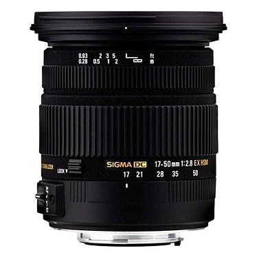 Acheter Nikon D5500 + SIGMA 17-50mm F2.8 EX DC OS HSM + Lowepro Rezo TLZ 10