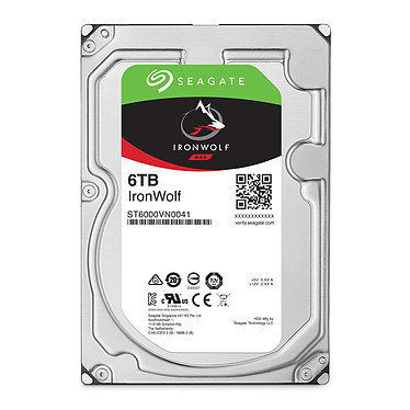 Seagate IronWolf 6 To