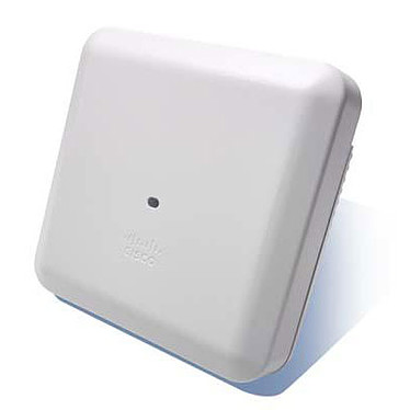 Cisco Aironet 2802i-e Access Point (AIR-AP2802I-E-K9) Point d'accès sans fil 5.2 Gbps Wi-Fi ac Dual Band Wave 2 (2.4 + 5 GHZ ou 2 x 5 GHZ ou 5 GHz)