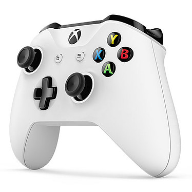 Avis Microsoft Xbox One Wireless Controller Blanc