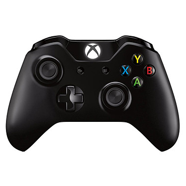 Microsoft Xbox One Wireless Controller Noir