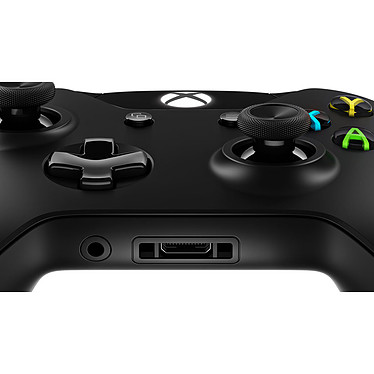 Avis Microsoft Xbox One Wireless Controller Noir
