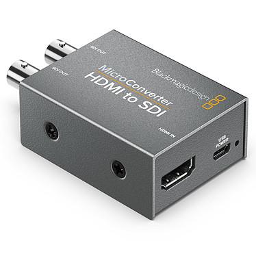 Opiniones sobre Blackmagic Design Micro Converter HDMI to SDI