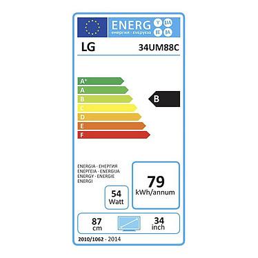"""LG 34"""" LED 34UM88C-P pas cher"""