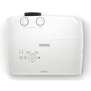 Acheter Epson EH-TW6700 + LDLC Ecran manuel 16:9 240x135 cm