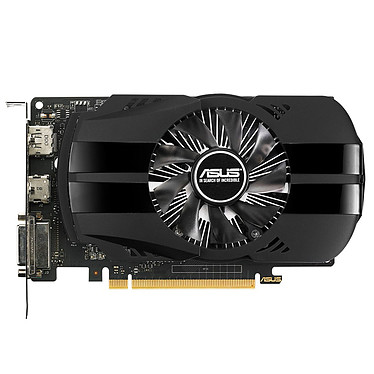 Carte graphique ASUS GeForce GTX 1050 Ti 4GB PH-GTX1050TI-4G