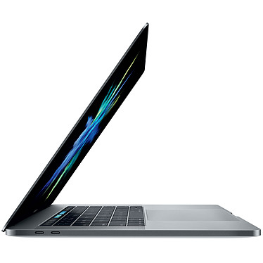 "Avis Apple MacBook Pro 15"" Gris Sidéral (MLH32FN/A-512GB)"