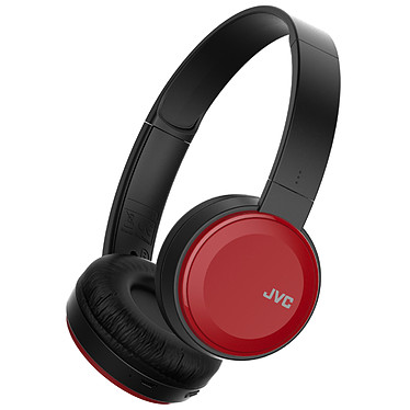 JVC HA-S30BT Rouge