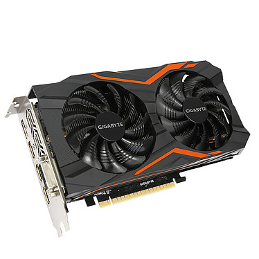 Carte graphique Gigabyte GeForce GTX 1050 Ti G1 GAMING 4G