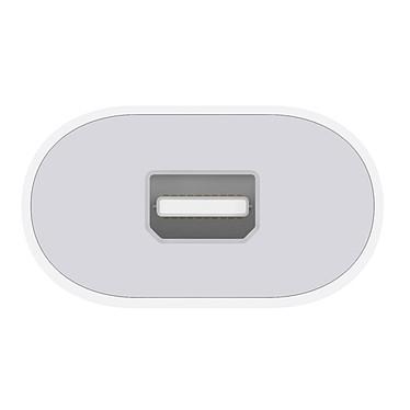 Avis Apple Adaptateur Thunderbolt 3 (USB-C) vers Thunderbolt 2