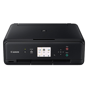 Canon PIXMA TS5050 Imprimante Multifonction jet d'encre couleur 3-en-1 (USB / Cloud / Wi-Fi / Lecteur carte)