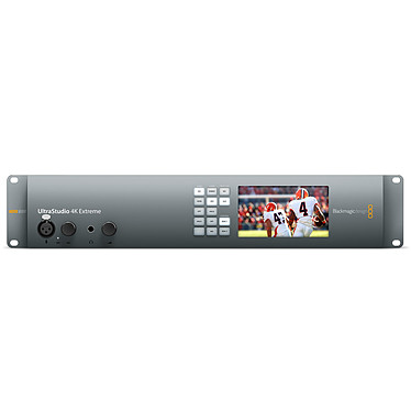 Blackmagic Design UltraStudio 4K Extreme 3 Caja de adquisición Ultra HD SDI/HDMI 2.0/Hhunderbolt 3