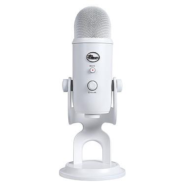 Blue Microphones Yeti Blanc