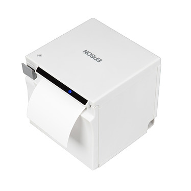 Epson TM-m30 (121) Imprimante de tickets thermique blanche (USB 2.0 / Ethernet)