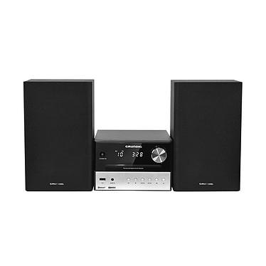Grundig M1000BT Negro Bluetooth CD/CD-R/CD-R/CD-R/CD-RW MP3 Micro-Channel con puerto USB 2.0 y entrada auxiliar