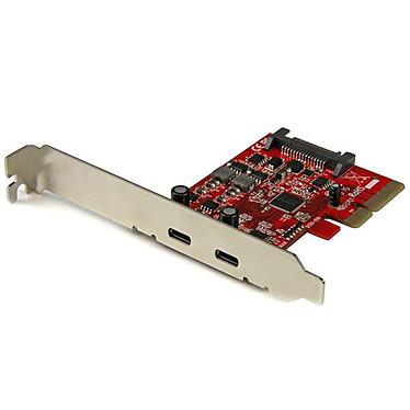 StarTech.com PEXUSB312C Tarjeta controladora PCI-E (2 puertos USB 3.1 Tipo C)