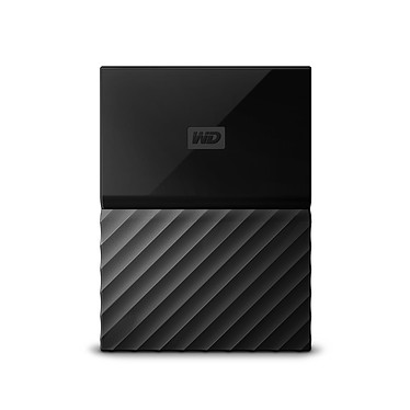 Avis WD My Passport 4 To Noir (USB 3.0)