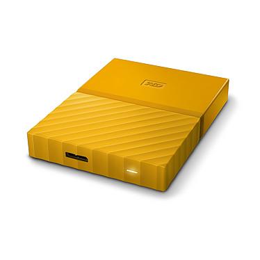Comprar WD My Passport 4 TB Amarillo (USB 3.0)