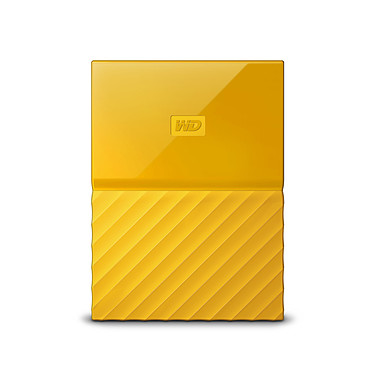 Avis WD My Passport Thin 2 To Jaune (USB 3.0)