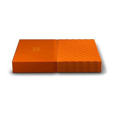 WD My Passport 2 To Orange (USB 3.0) pas cher