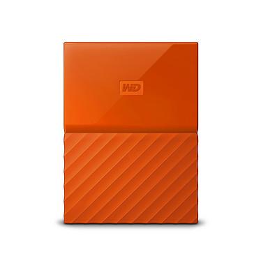Avis WD My Passport 2 To Orange (USB 3.0)