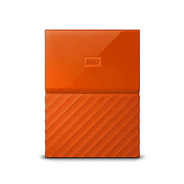 Avis WD My Passport Thin 2 To Orange (USB 3.0)